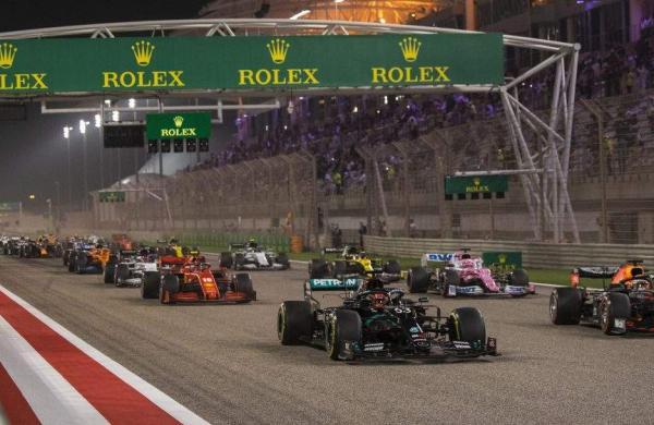 Formula 1 2021 at Bahrain