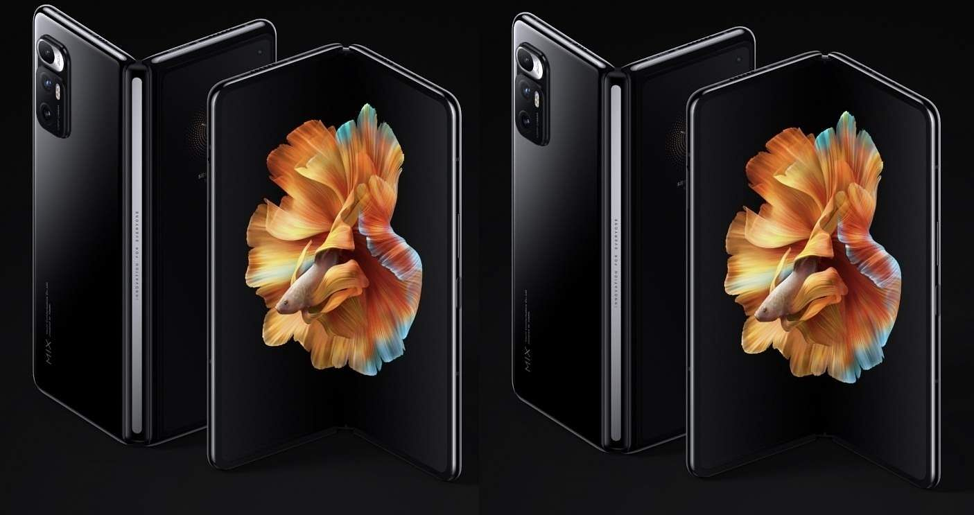 Xiaomi unveils its first foldable smartphone, Mi Mix Fold