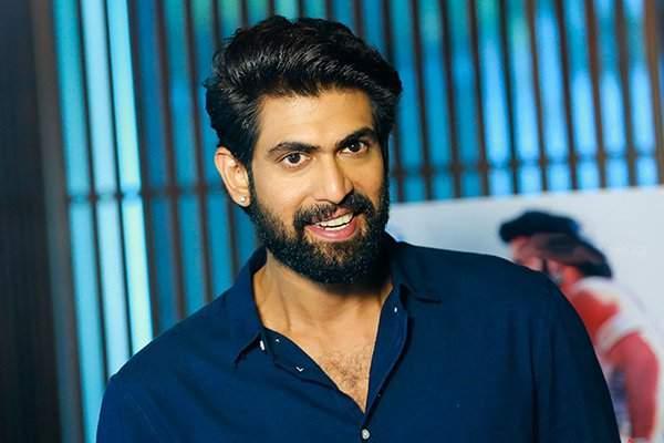 Latest Telugu Film Rana Daggubati Aranya