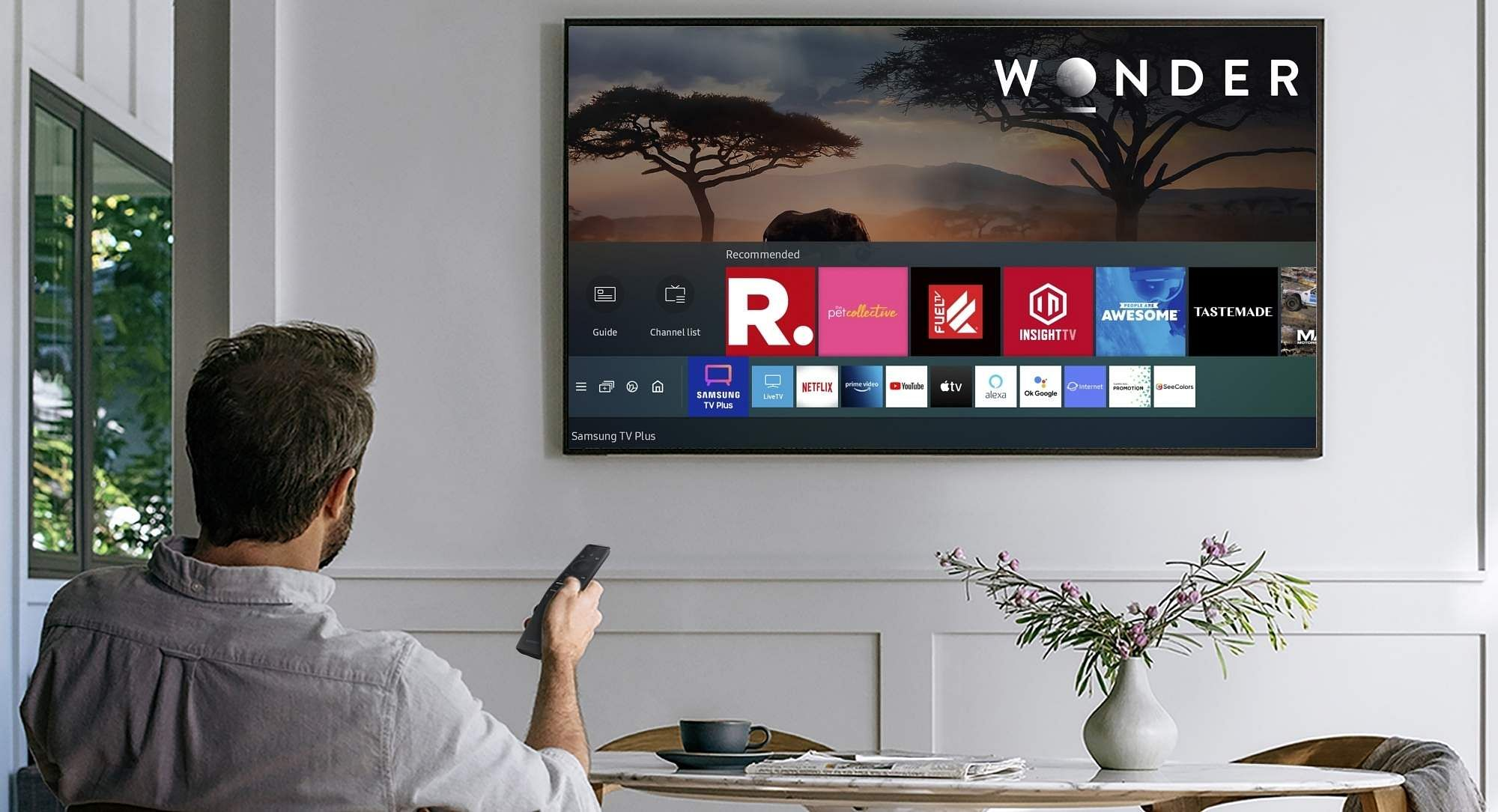 Samsung TV Plus arrives in India, will be available on Galaxy phones too