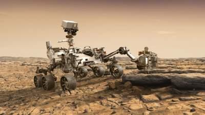 NASA's Mars Perseverance