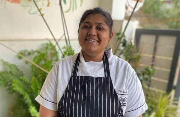 Chaitali Manohar Pednekar of Willow Bake Shop