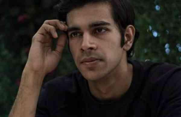 Actor Sambhav Jain Rudrakaal Series