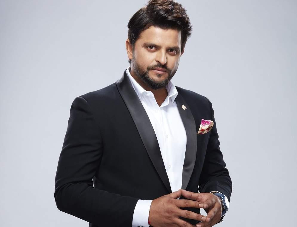 Suresh Raina Gives Health And Wellness Tips
