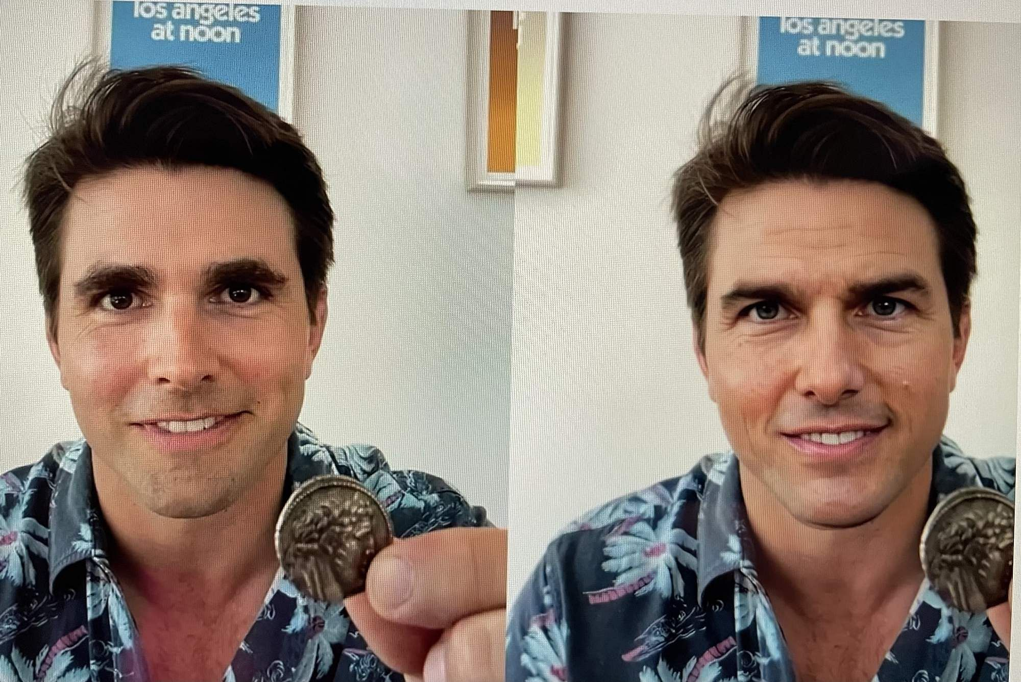 VFX specialist Chris Umeimpressed the world with Tom Cruise's deepfakes
