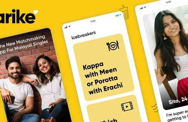 Aisle launches a vernacular dating app named Arike for Malayalees residing in and out of India