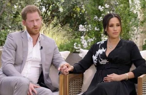 Meghan and Harry's interview was filmed at their Montecito home