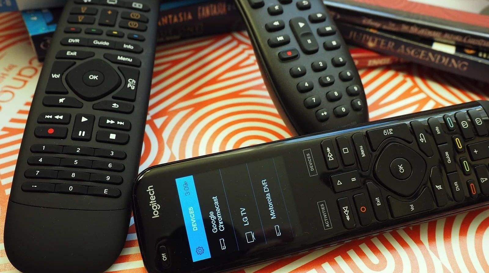 Logitech's Harmony remotes discontinued