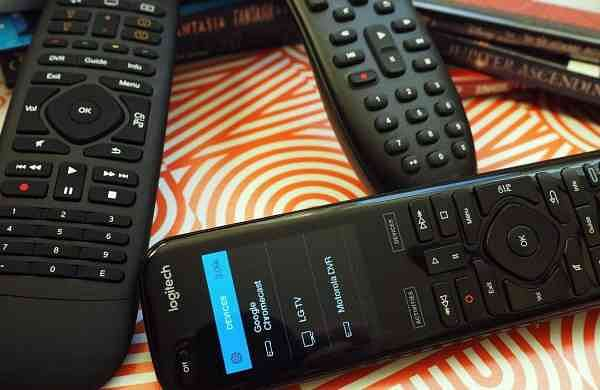 Logitech Harmony remote controls have been discontinued