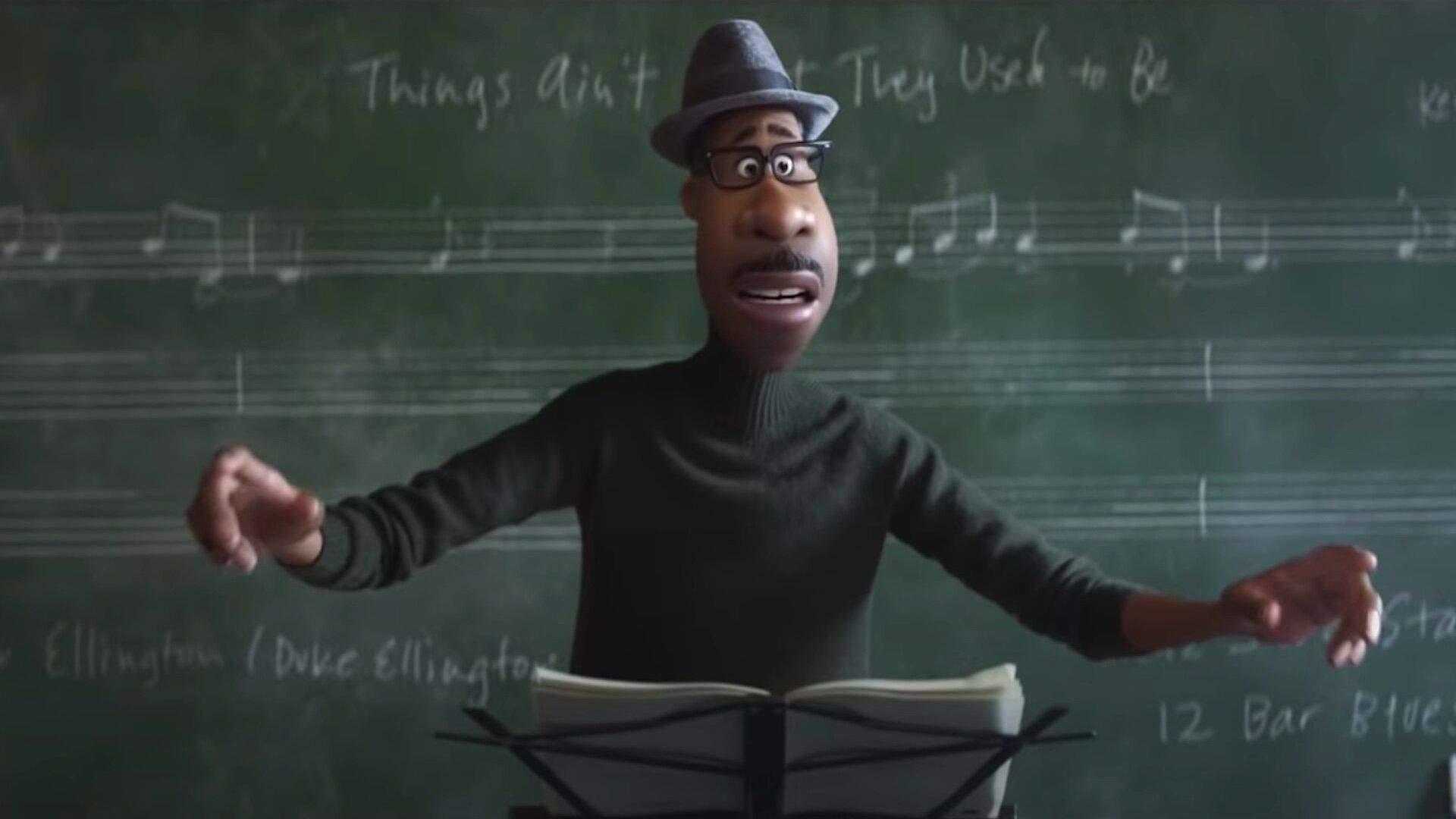 Best Animated Film For Pixars Soul