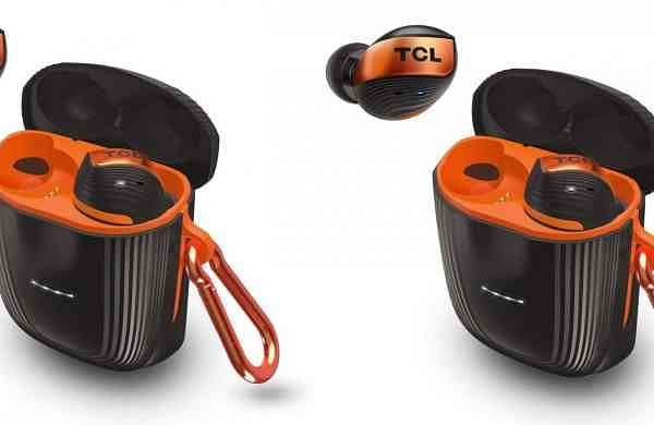 TCL launches true wireless stereo earbuds in India