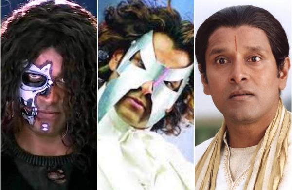 Stills from the Tamil film Anniyan