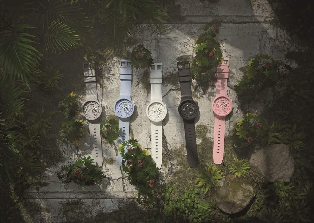 Swatch'S New Bioceramic Watches
