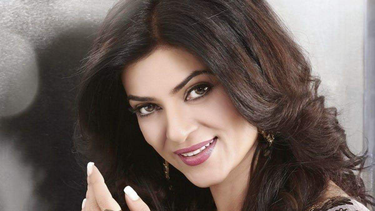 Sushmita Sen received the Champions of Change award