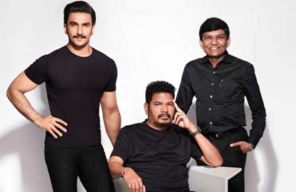 Ranveer Singh And Director S Shankar