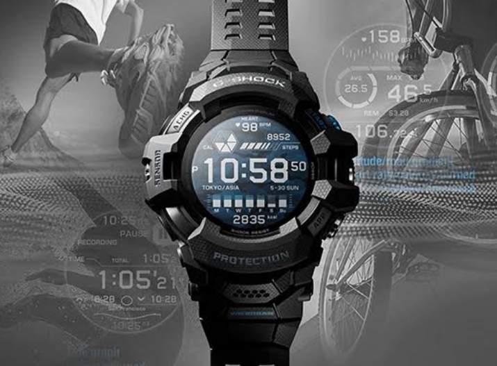 Casio launches WearOS smartwatch in G-Shock lineup
