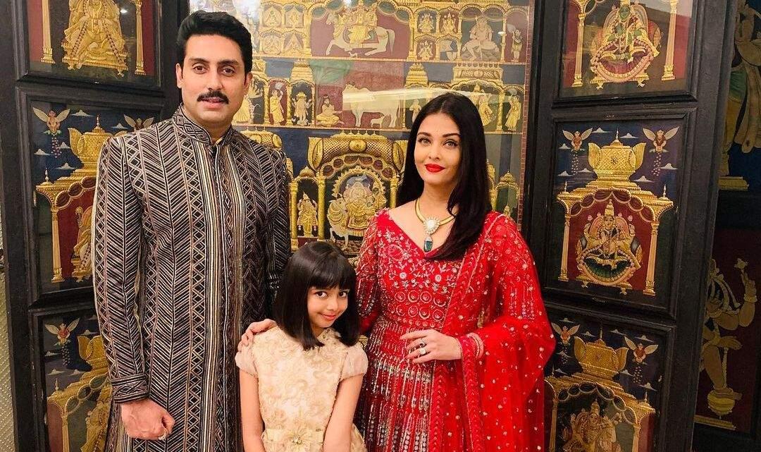 Abhishek Bachchan-Aishwarya Rai'S Wedding Anniversary