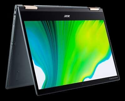 Acer unveils its first-ever 5G enabled convertible laptop, Spin 7, in India