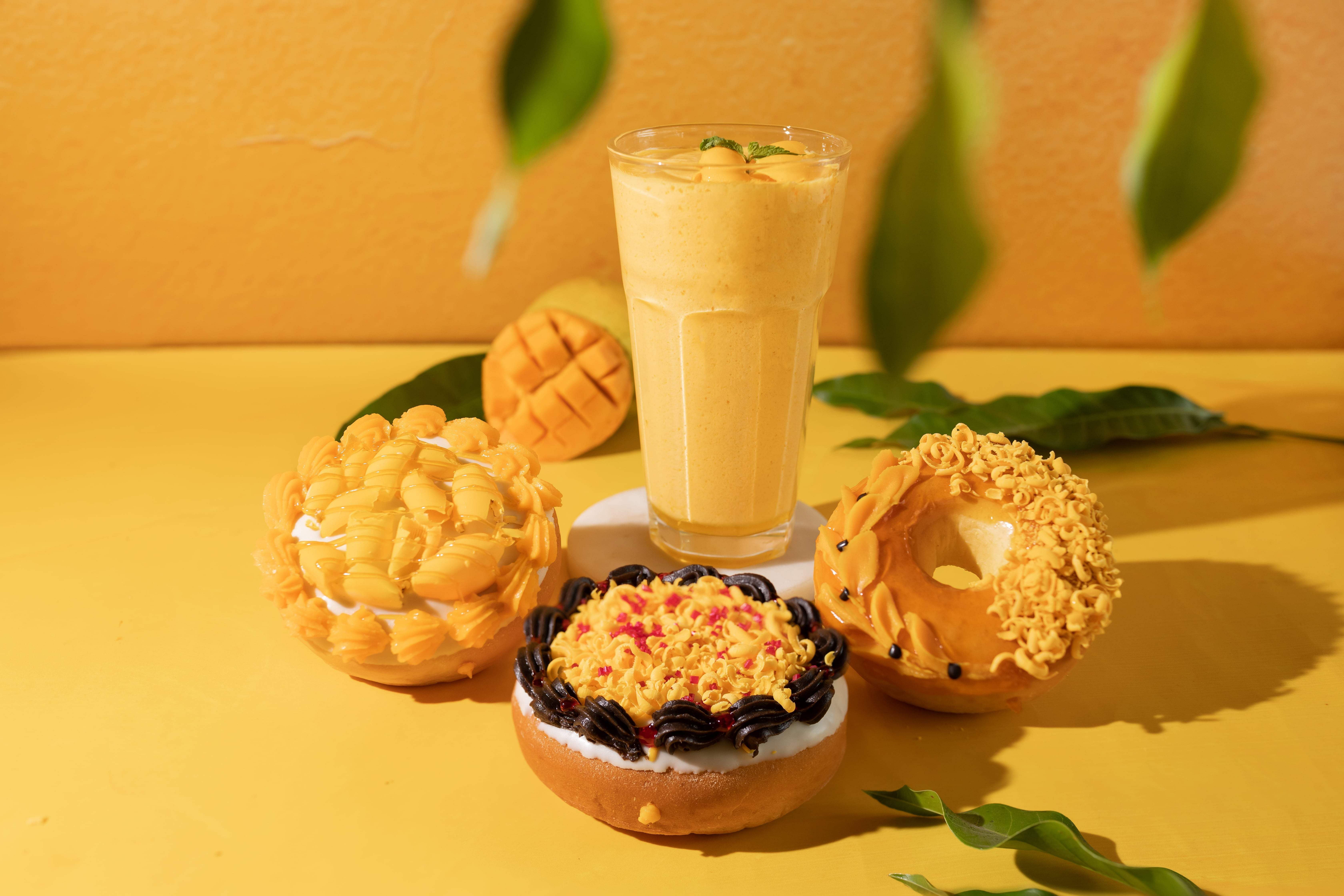 Mango Donuts Special Collection