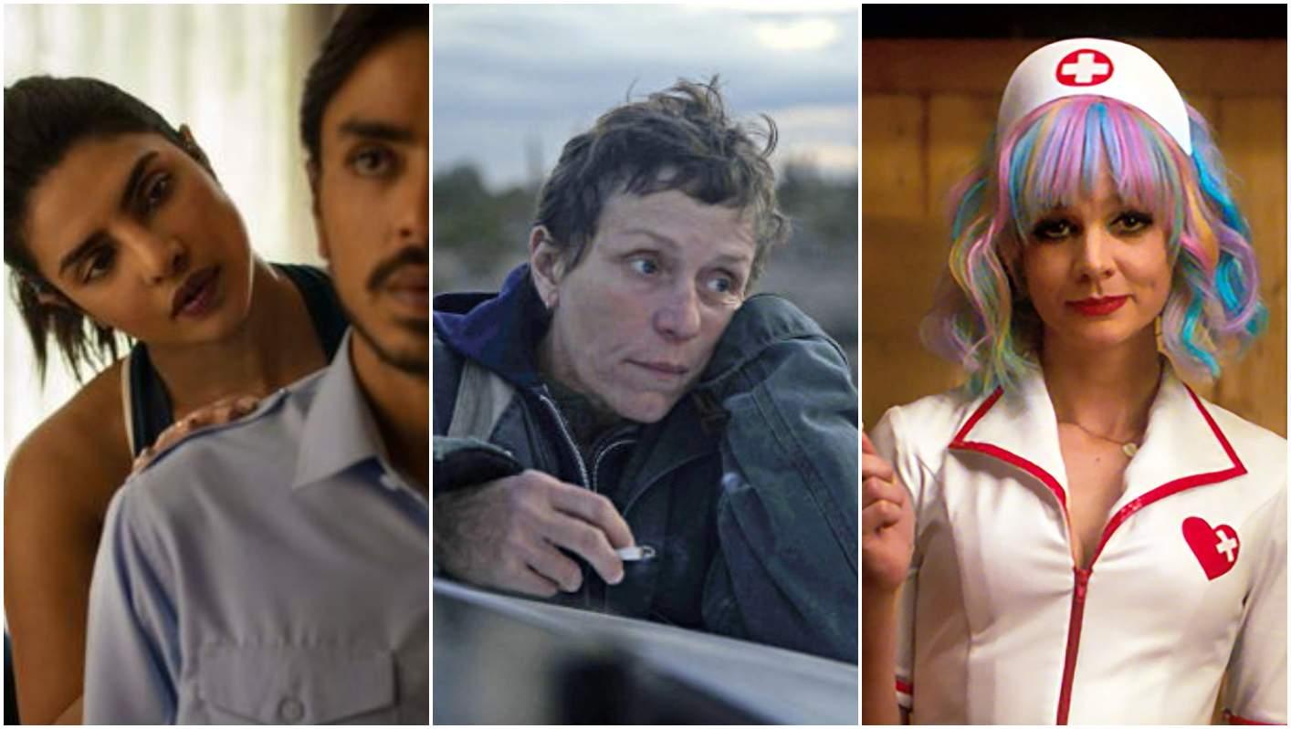 Oscar Award Nominations: The White Tiger