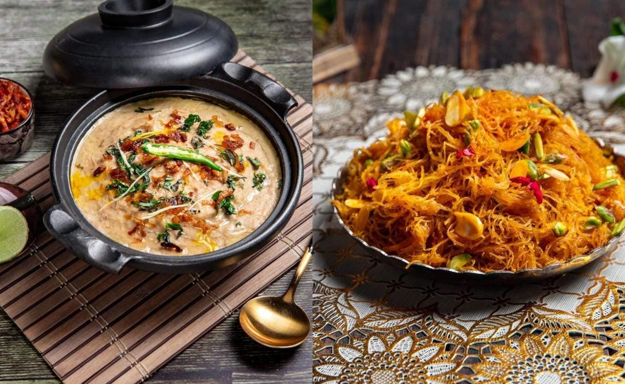 Delicacies from ITC's Ruhaniyat range
