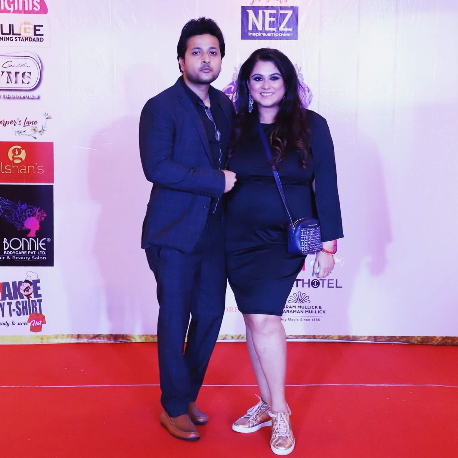 Sneha_Chakraborty_and_Debojit_Paul_founders_of_Suru_Entertainment_GLAM_QUEEN