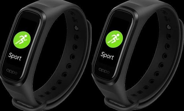 Oppo launchesOPPO Band Style, a new fitness band, in India