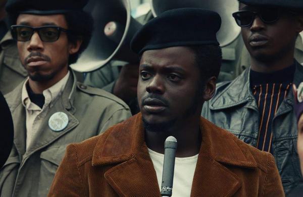 Daniel Kaluuya in Judas and the Black Messiah