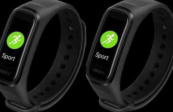Oppo launches OPPO Band Style, a new fitness band, in India