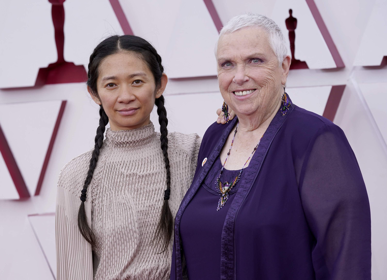 Oscars 2021 Nomadland Wins Top Honour