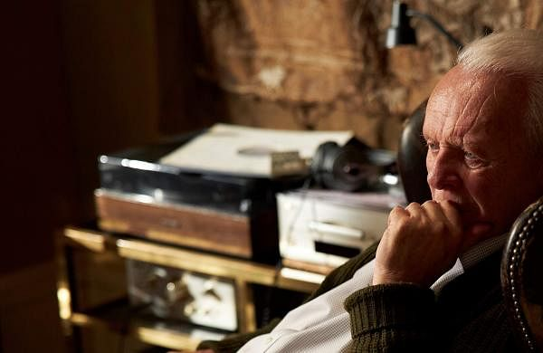 Anthony Hopkins Wins Best Actor