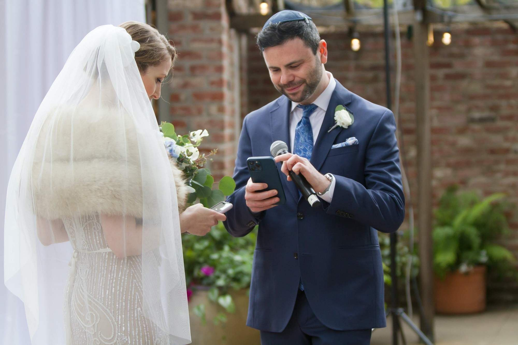 Couple gets married by exchanging NFTs instead of rings