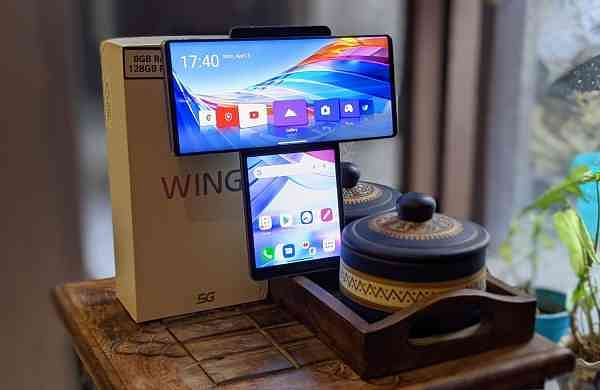 Lg Wing Smartphone Review