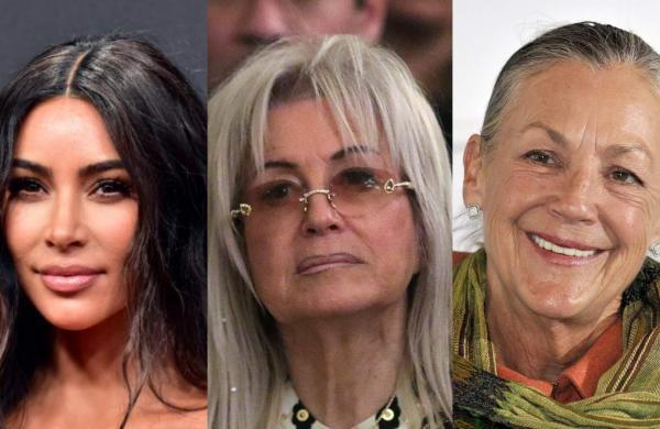 Kim Kardashian, Miriam Adelson, Alice Louise Walton