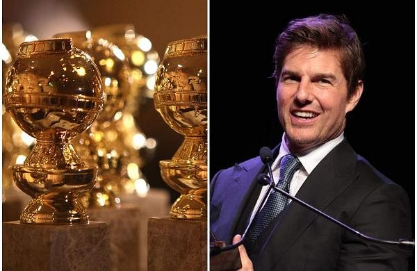 NBC will not be airing the Golden Globes 2022 ceremony; Tom Cruise returns his trophies