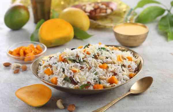 Mango Pulao Recipe