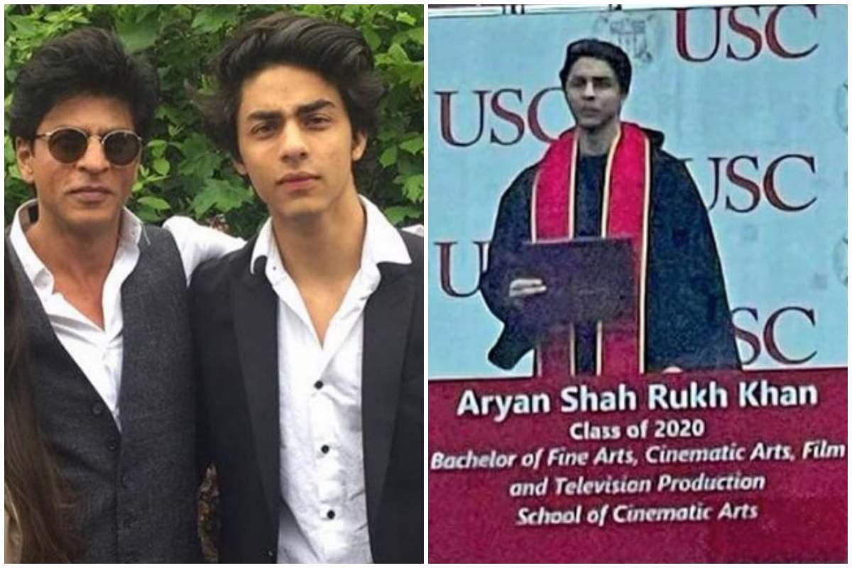 Shah Rukh Khan'S Son Aryan Khan