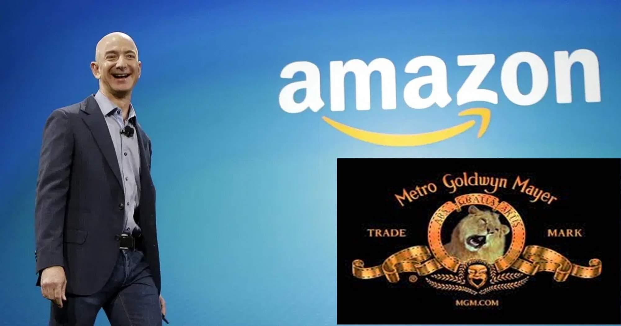 Amazon Acquires Mgm