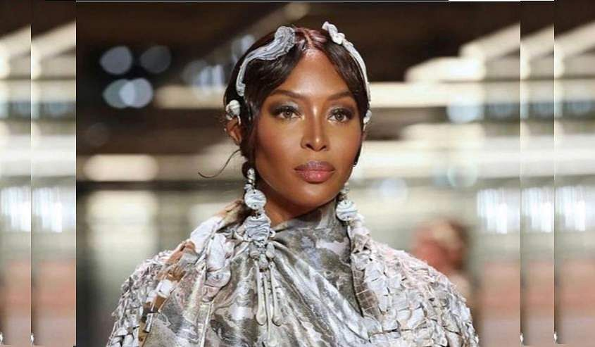 Naomi Campbell Blessed With A Baby Girl