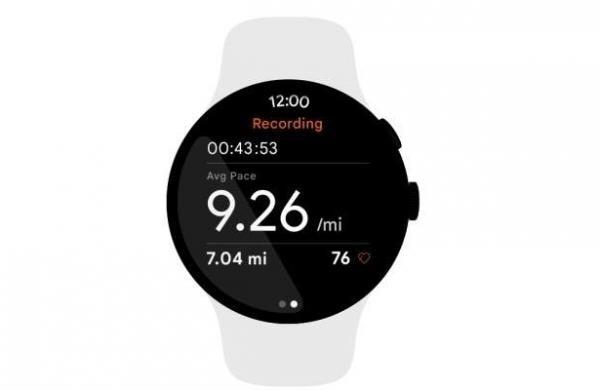 Smartwatch tech