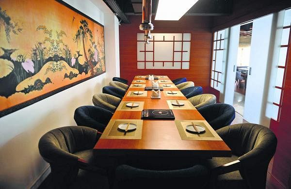 Newest Japanese Restaurant In Chennai