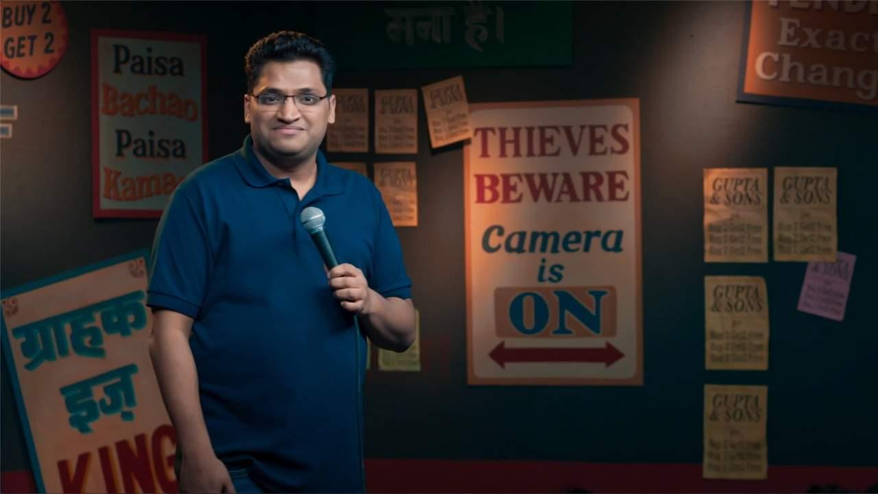 Gaurav Gupta-comedian