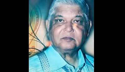 Vijay Patil of the famed 'Raam Laxman' duo, passed away following a heart attack in Nagpur