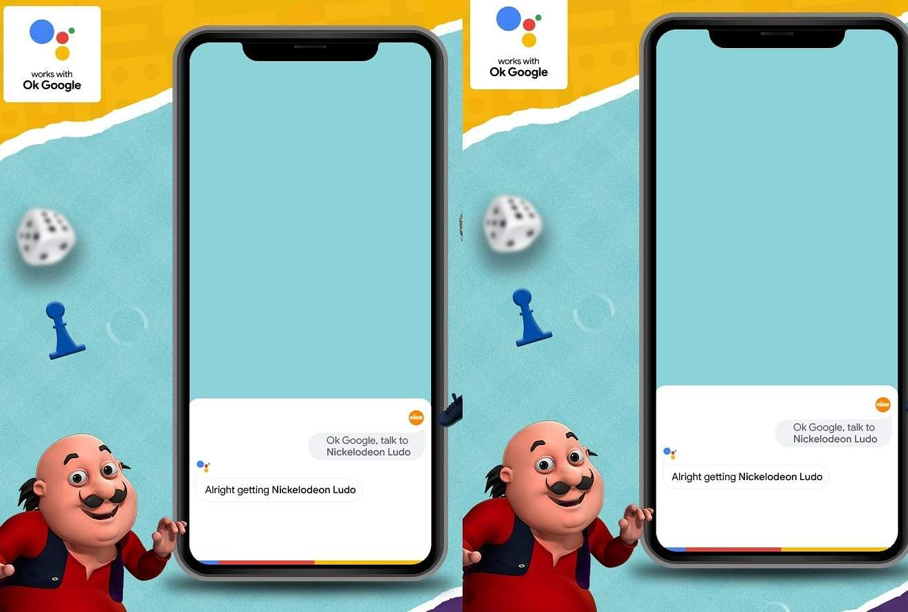 Game of Ludo re-imagined by Nickelodeon in partnership with Google