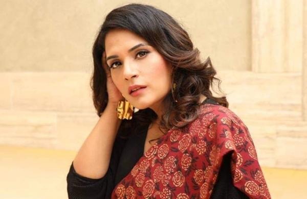 Actress Richa Chadha