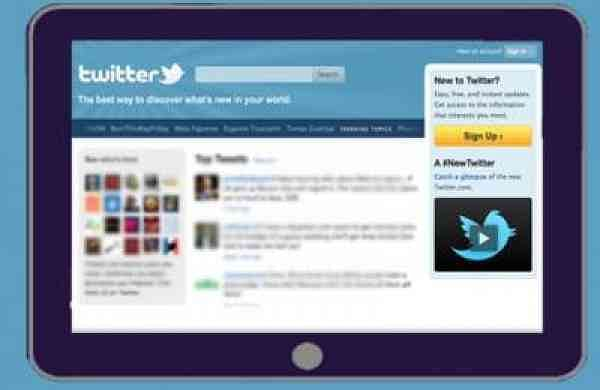 Anew subscription-based service by Twitter is listed on iOS