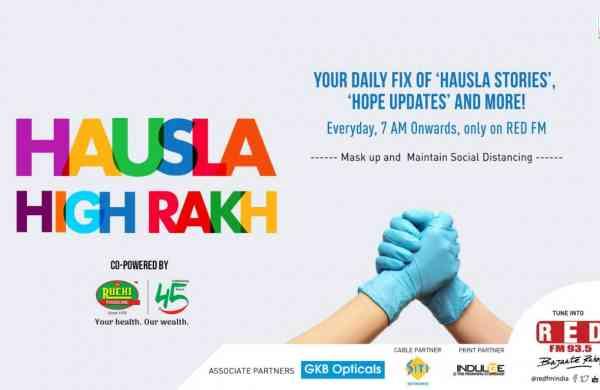 Hausla High Rakh poster