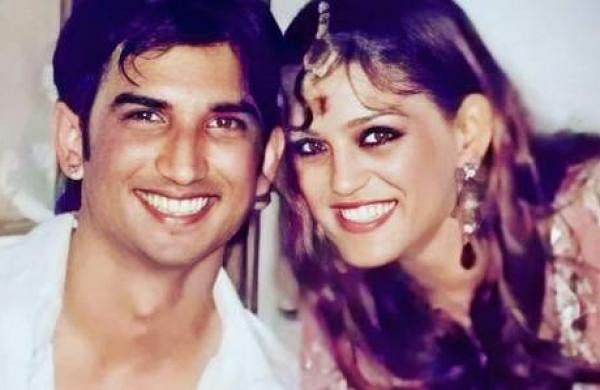 Actor Sushant Singh Rajput And Sister Shweta Singh Kirti