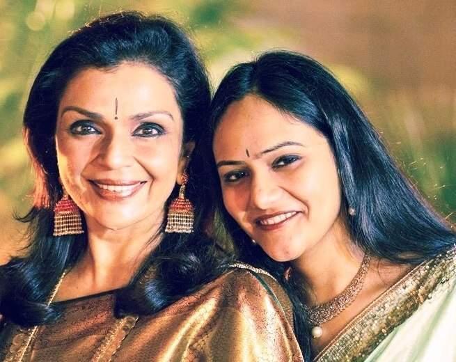 Anita Ratnam and Arya Rajam