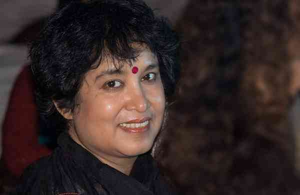 Taslima Nasrin (Photo courtesy: Taslima Nasrin)